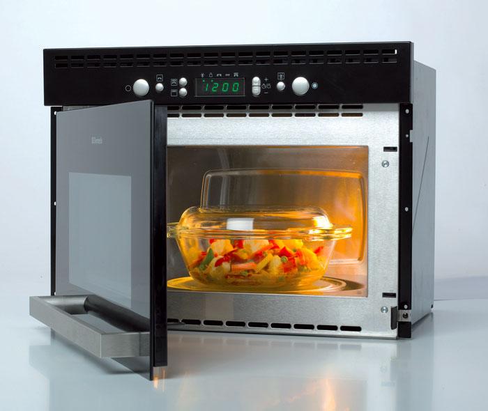 Forno a microonde dometic mw 13 - Mobiletto per forno microonde ...