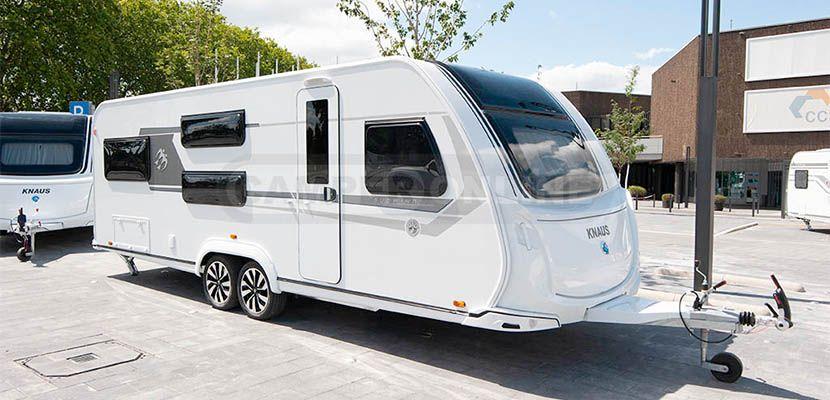 Anteprime 2021: Knaus, le caravan