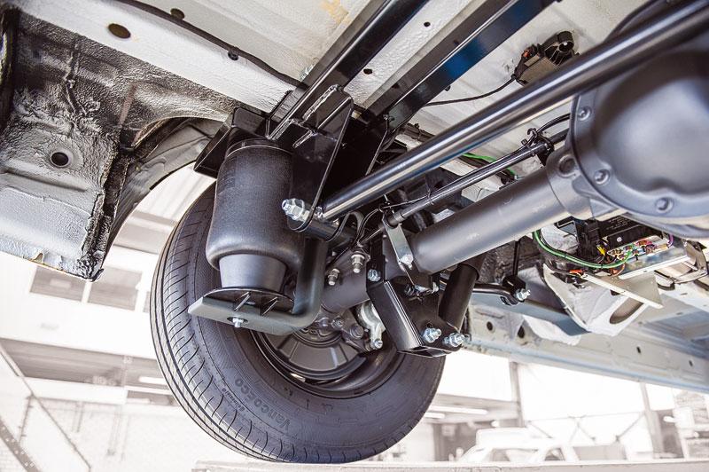 Vb Airsuspension Presenta Le Nuove Sospensioni Pneumatiche