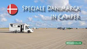 I nostri viaggi: Danimarca in camper