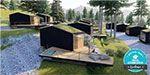 Il Camping Toblacher See a Dobbiaco (BZ) vince tra 'Sistemazioni Originali' 2020