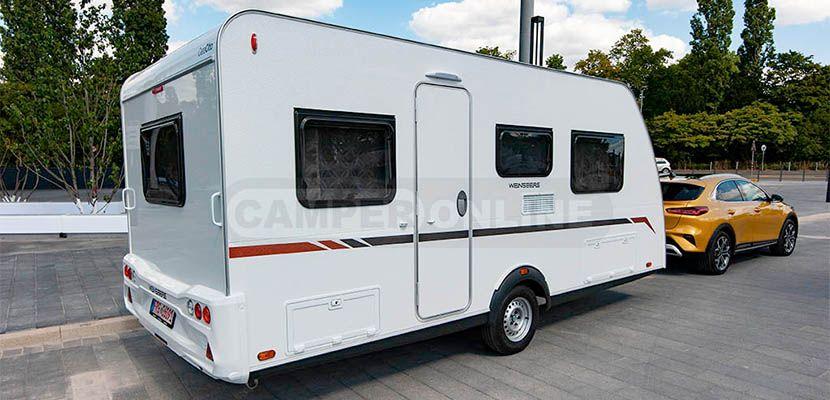 Anteprime 2021: Weinsberg, le caravan